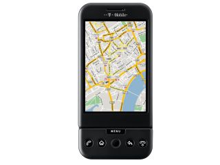 The T-Mobile G1 features the latest technology including fast internet access and GPS
