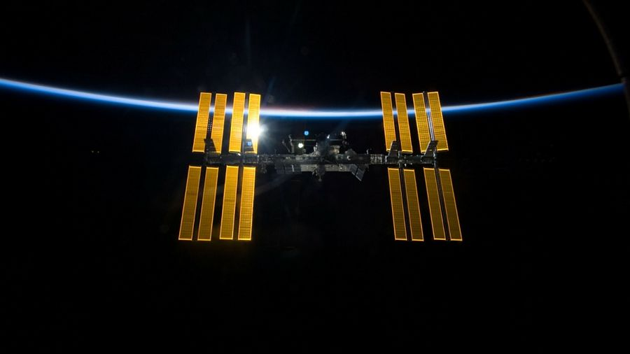 How to find the International Space Station