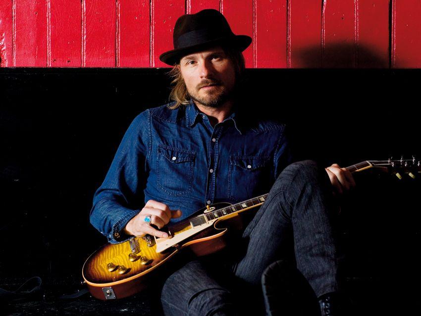 Interview Vintage Trouble Guitarist Nalle Colt Musicradar