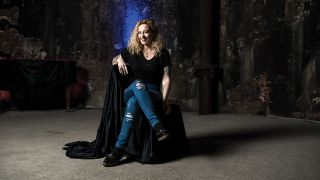 Anneke van Giersbergen, shot exclusively for Prog, September 2017