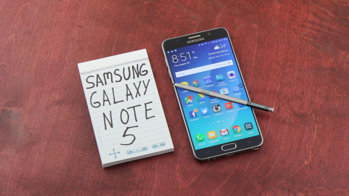 Galaxy Note  Just Glass