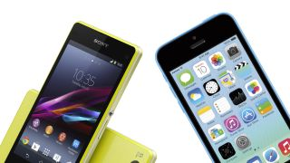 iPhone 5C vs Sony Xperia Z1 Compact The best baby brother for you