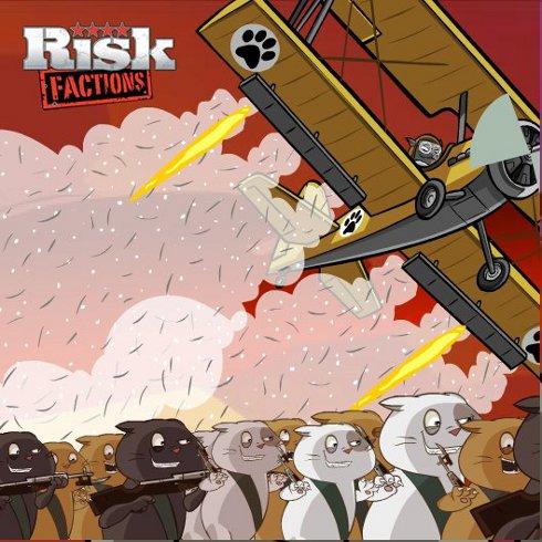 RISK: Factions Arrives On Facebook #20304