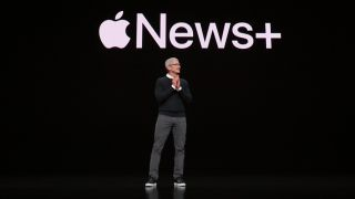 Apple News+