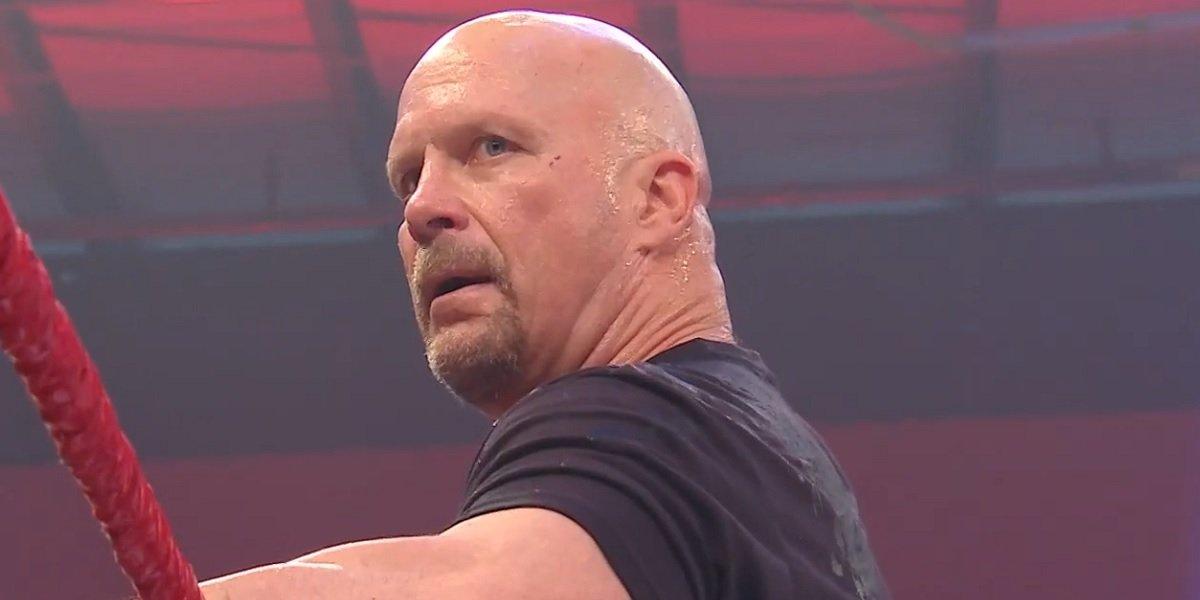 Stone Cold Steve Austin Monday Night Raw WWE