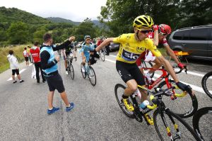 This is what it took to fuel Chris Froome and Team Sky through the Tour de France