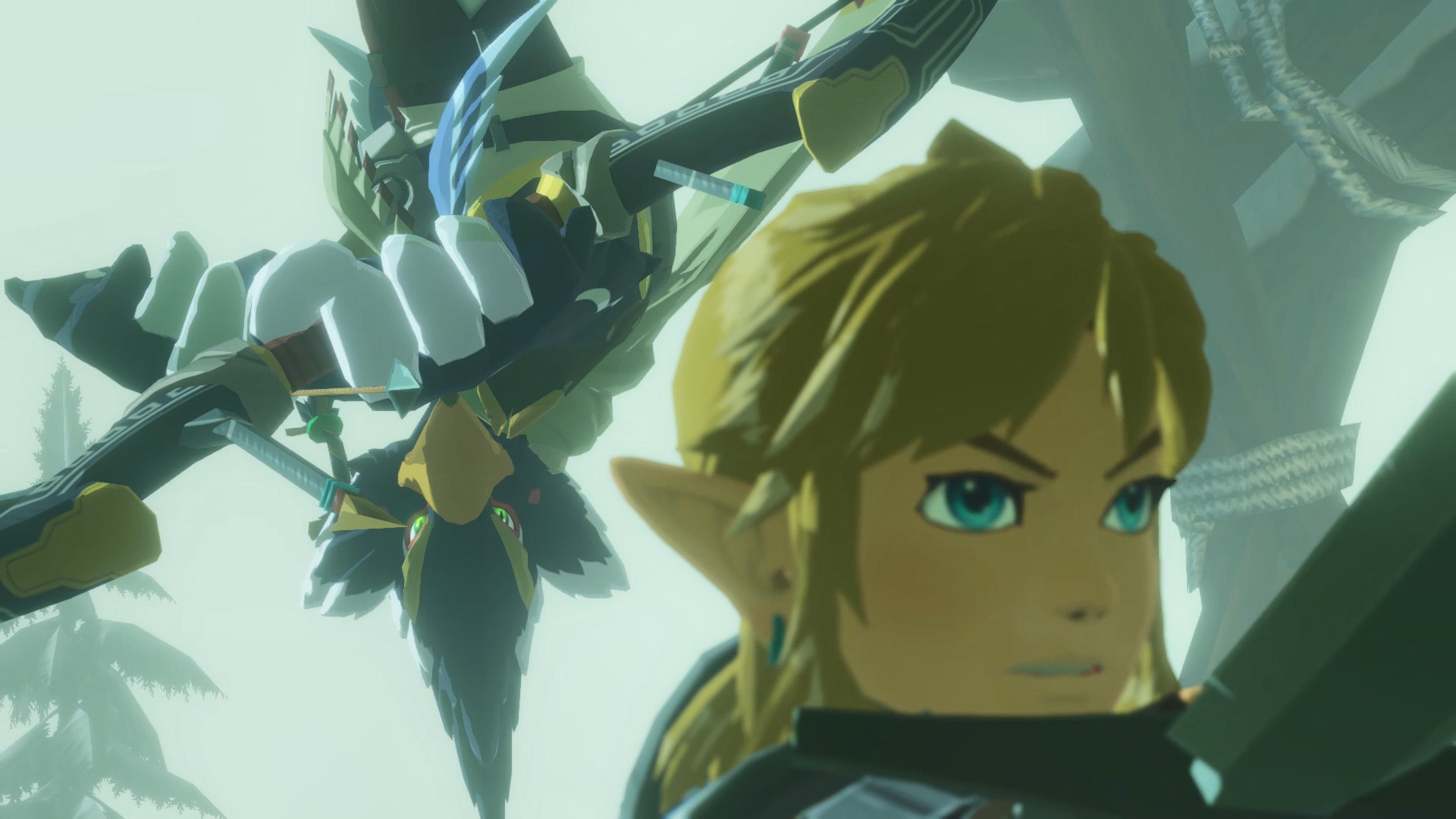 Hyrule Warriors Age Of Calamity Is A Prequel To Breath Of The Wild Coming In November Gamesradar