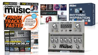 FINISH TRACKS FASTER – Computer Music issue 235 | MusicRadar