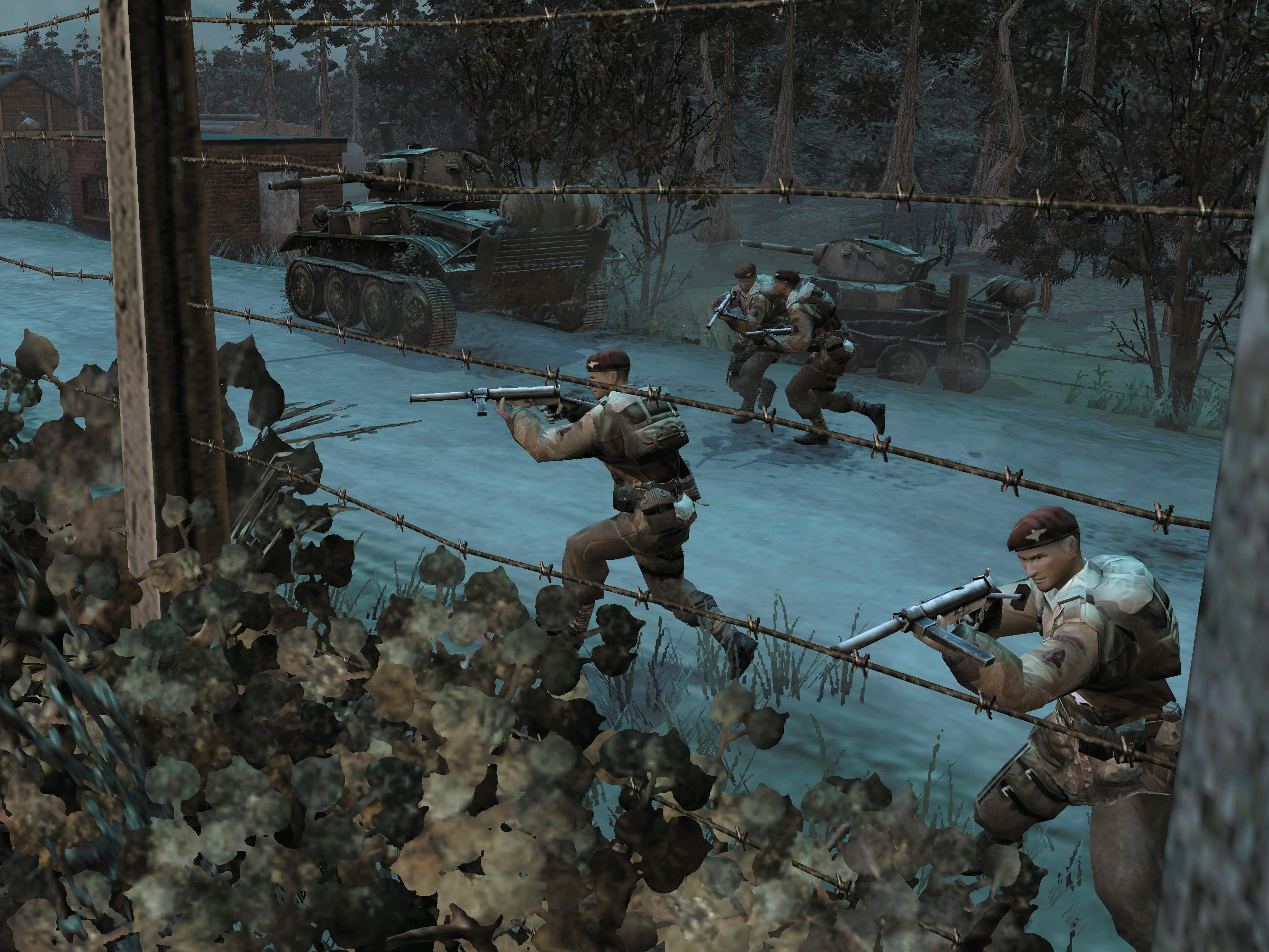 company of heroes opposing fronts campaign guide