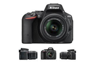Nikon D5500 vs D5300 vs D5200 vs D5100: 13 key differences