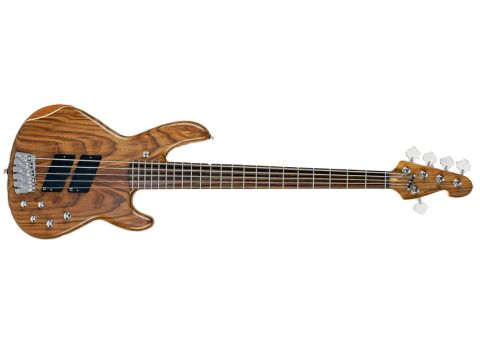 Sandberg's Panther with its stunning walnut top.