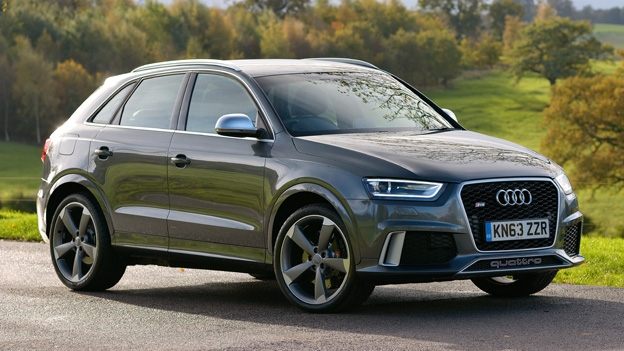 Audi RS Q Review Handson T - Audi 4wd