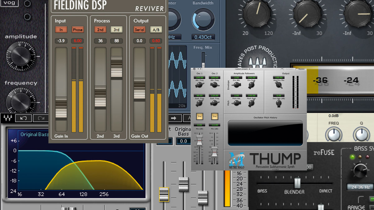 10 of the best VST/AU bass enhancement plugins | MusicRadar