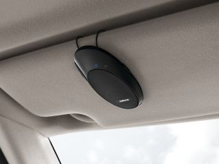 Jabra's new car speakerphone - no more looking like Nathan Barley in the car