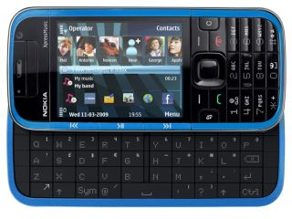 Nokia launches new 5730 with touch sensitive keys