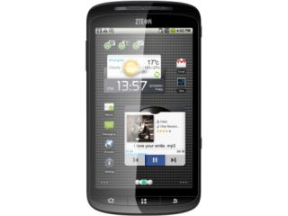 ZTE unveils new Skate phone at MWC 2011 - inspired by the skateboard, no less
