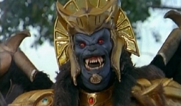 Goldar mighty morphin power rangers