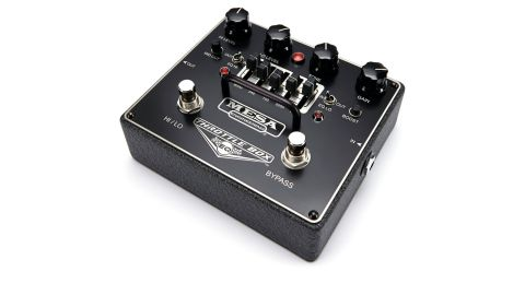 From bomb-proof construction to awe-inspiring distortion, the Throttle Box EQ is a pro-quality pedal