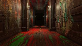 Layers of fear topo