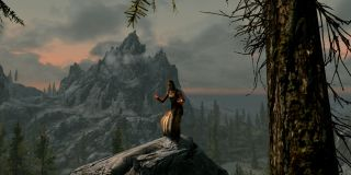 An Illusionist in Skyrim: Part 1 | PC Gamer
