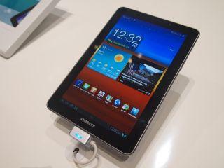 Video Samsung Galaxy Tab 7 7 hands on