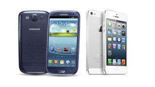 Apple and Samsung smartphone wars continue at Pentagon HQ