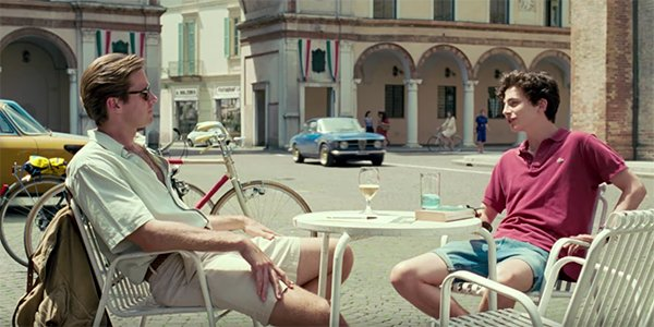 One Problem Call Me By Your Name's Writer Has With The Movie - CINEMABLEND