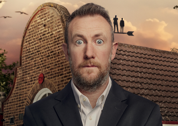 Alex Horne in Taskmaster