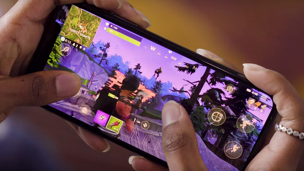 Fortnite Iphone Exclusive Fortnite Mobile How To Get Fortnite On Android And Why You Can T On Iphone Techradar