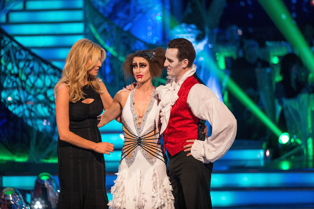 strictly come dancing results