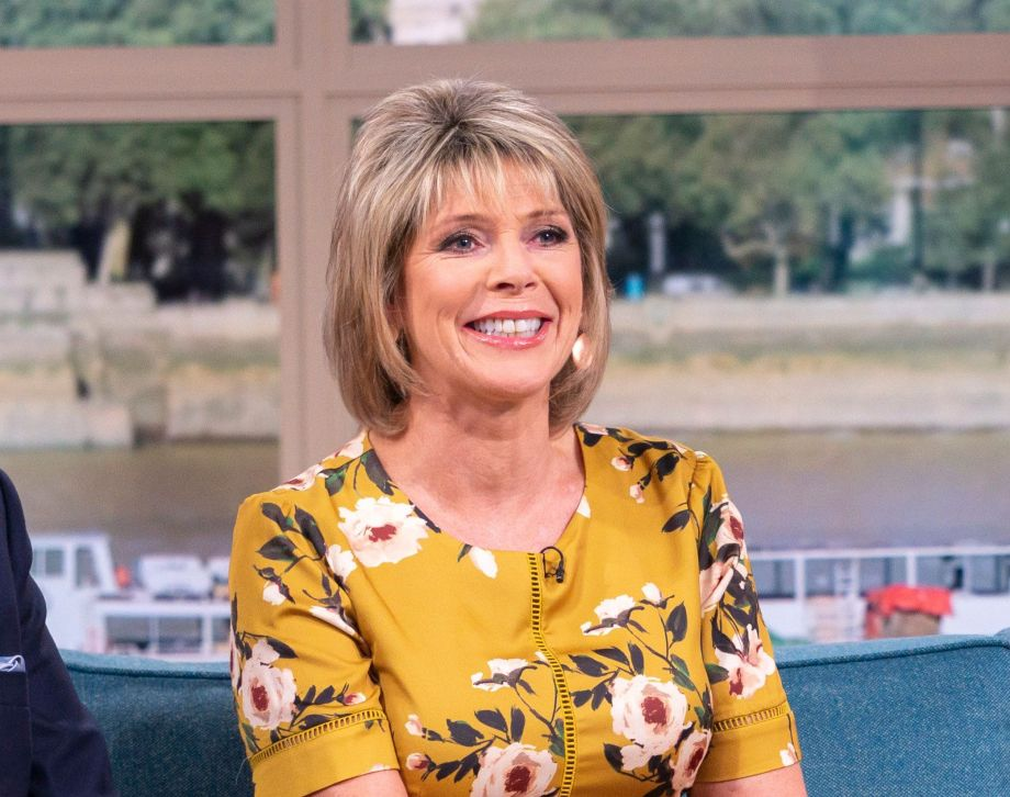 Ruth Langsford reveals big hair transformation – as she shares how the menopause has damaged her locks