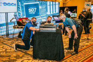 Cavlo 2021 in Las Vegas