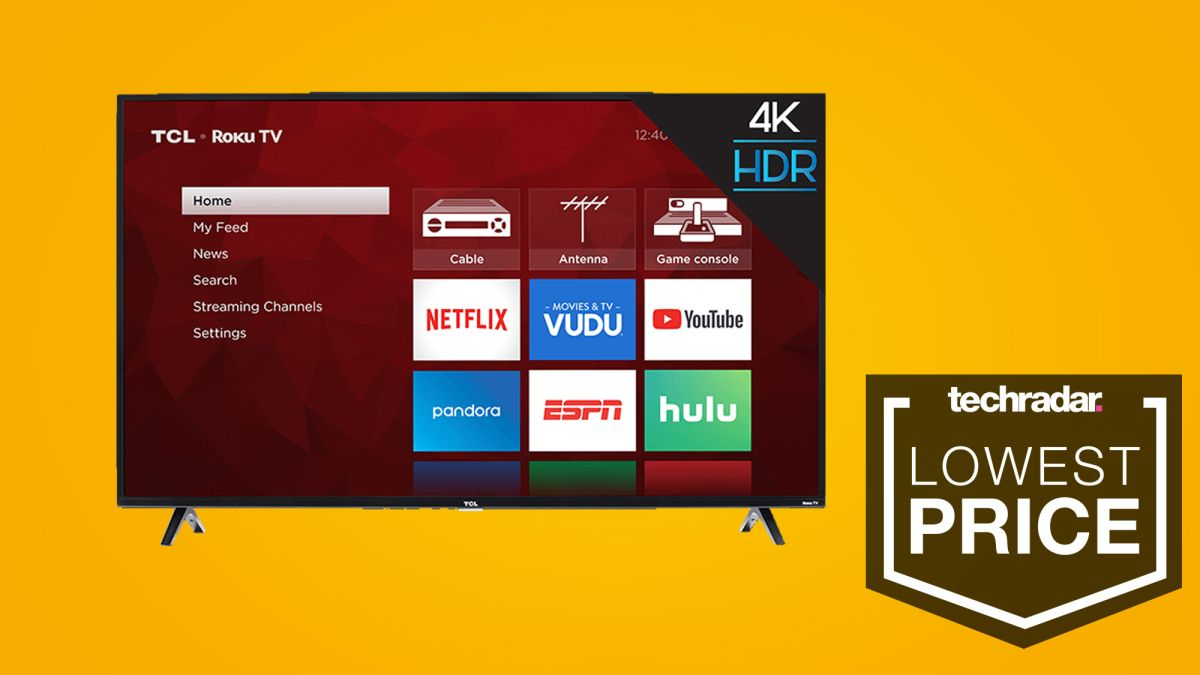 Black Friday Tv Deal This 65 Inch Tcl 4k Tv Drops To 428 At Walmart Today News Post