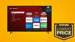 Black Friday TV deal 4K TV deal Walmart