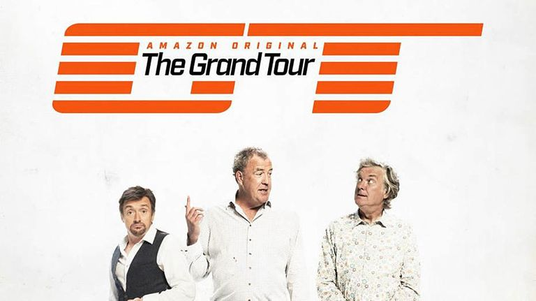 The Grand Tour is here! Clarkson, Hammond and May return