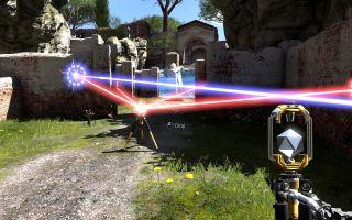 Talos - Lasers