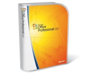 Microsoft Office - market leader