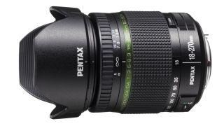Pentax 18-270mm lens
