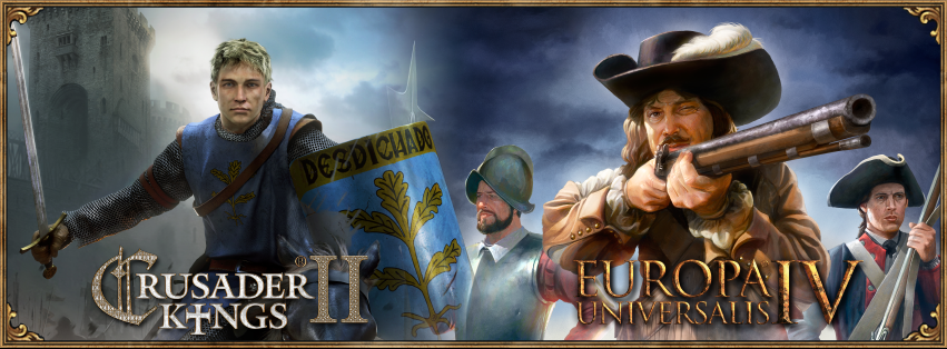 Three hidden nations from the Crusader Kings II to Europa