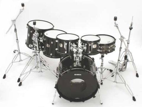 A beautiful example of drum making.