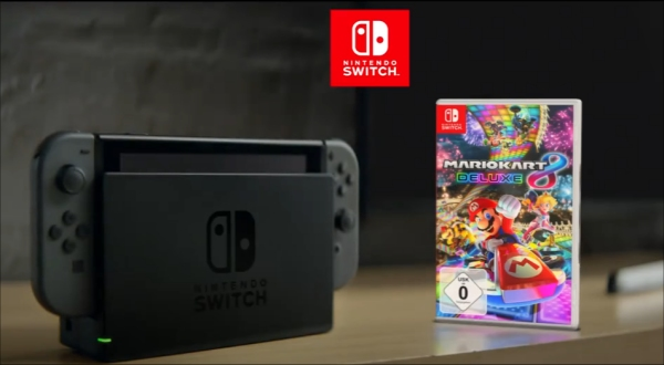 New Nintendo Switch Ad Admits How We Ll All Use The Console