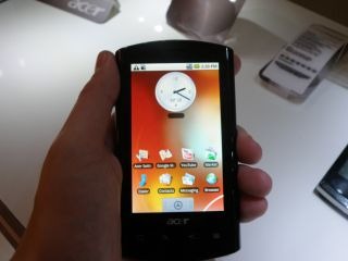 Acer Android Liquid