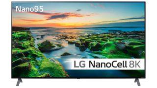 "LG 65"" NANO95 8K NanoCell TV"