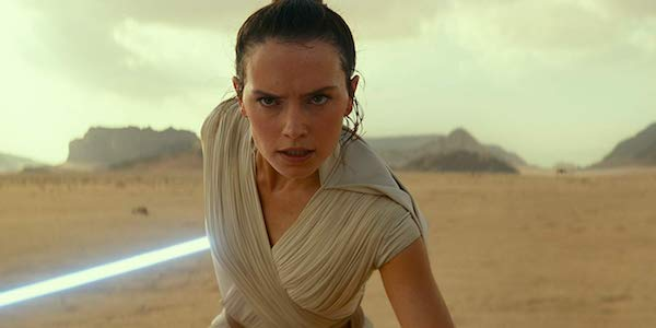 Daisy Ridley Says Recording For Star Wars: Galaxy's Edge Was Hard