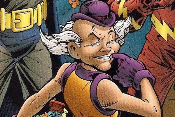 Supergirl Mr. Mxyzptlk