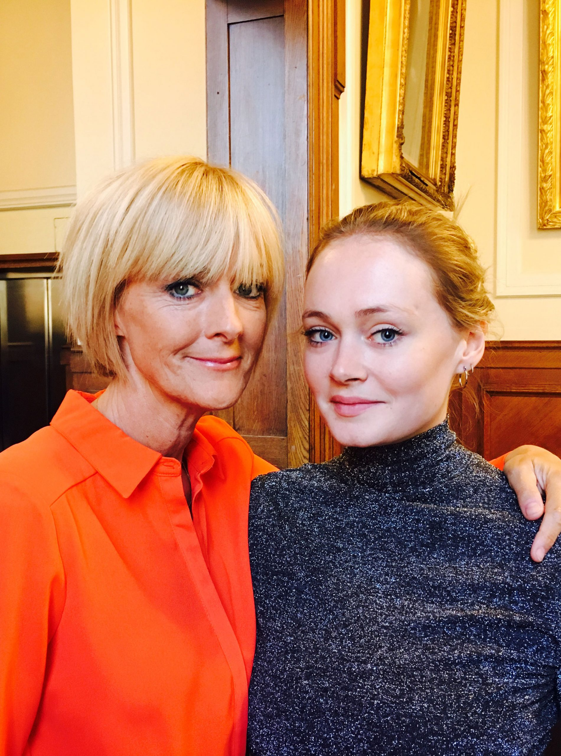 Jane Moore And Daughter
