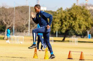 New Mamelodi Sundowns signing Grant Kekana