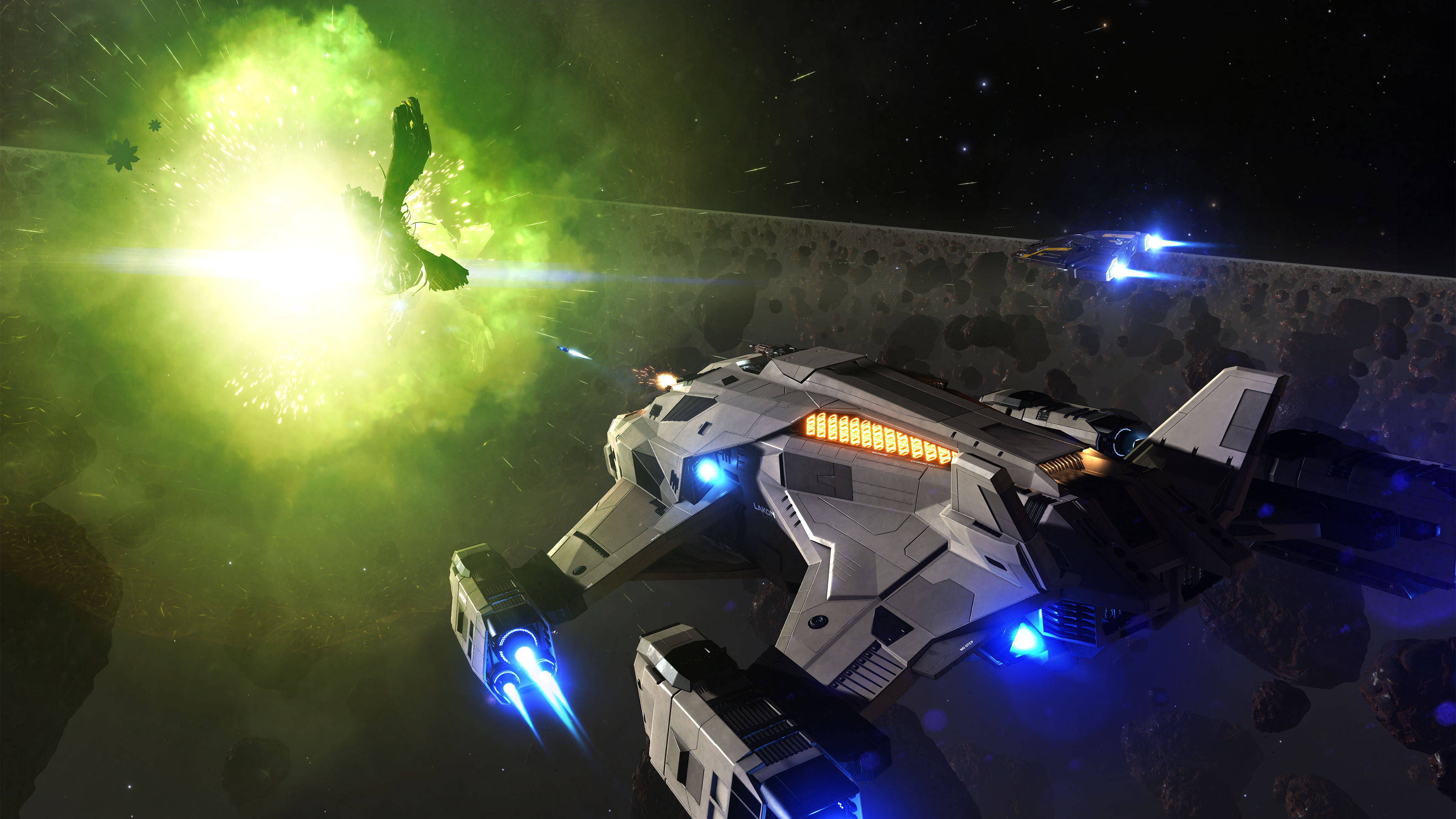 Best Ship Elite Dangerous 2020 Elite Dangerous isn't getting another major update until 2020 | PC