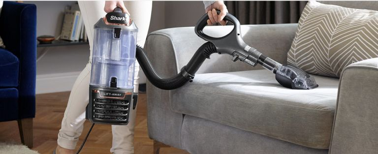 Shark DuoClean Lift-Away Upright Vacuum Cleaner with TruePet NV700UKT