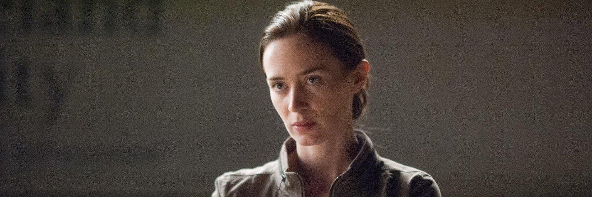 Emily Blunt in Sicario